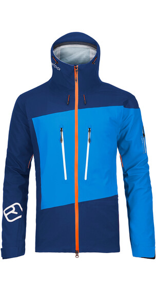 Ortovox M's Guardian Shell 3L Jacket Strong Blue